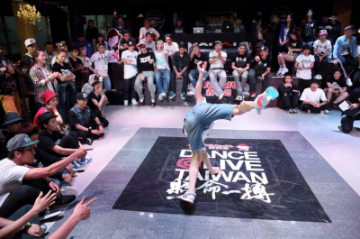 DANCE@LIVE 2014 TAIWAN vol.3 RESULT