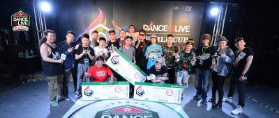 DANCE@LIVE 2014 HONG KONG vol.1 RESULT
