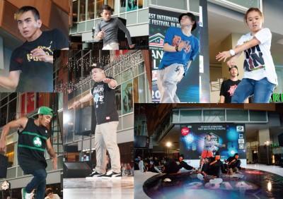 DANCE@LIVE 2014 MALAYSIA vol.1 RESULT