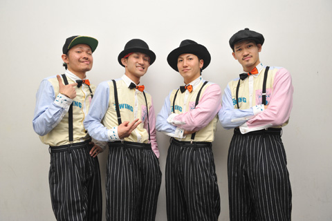 SWING TOP STARS☆