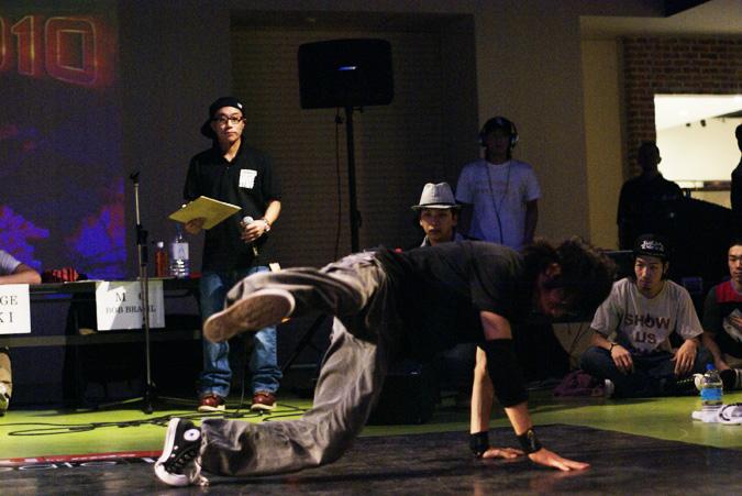 DANCE@LIVE 2010 BREAK 北海道 vol.01