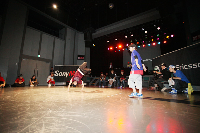 DANCE@LIVE 2010 BREAK 関西 vol.01