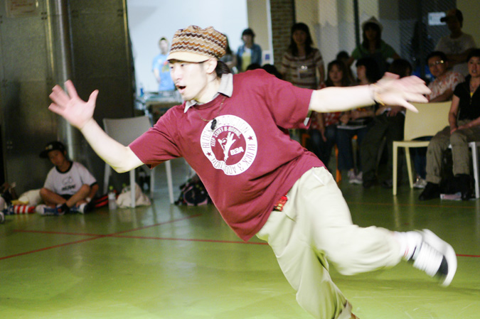 DANCE@LIVE 2010 FREESTYLE 北海道 vol.01