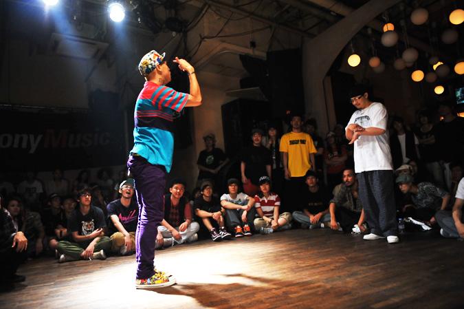 DANCE@LIVE 2010 FREESTYLE 関東 vol.01