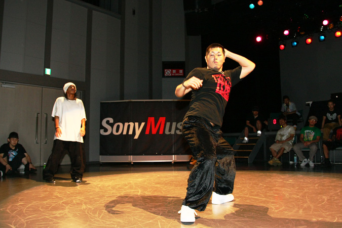 DANCE@LIVE 2010 HIPHOP 関西 vol.01