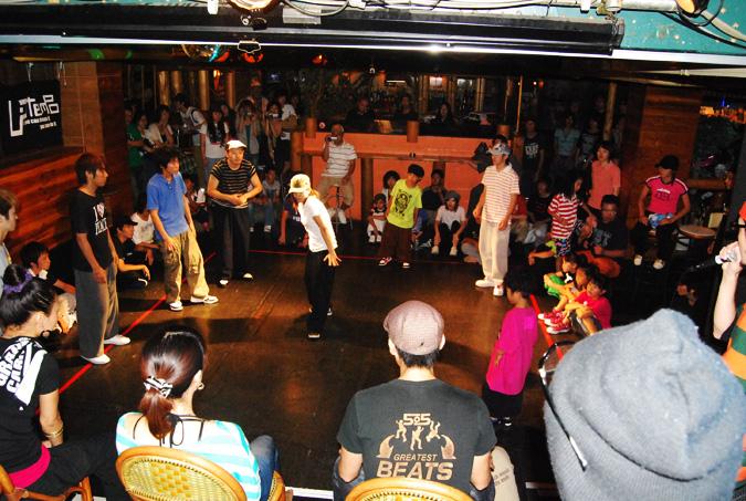 DANCE@LIVE 2010 HIPHOP 九州 vol.01
