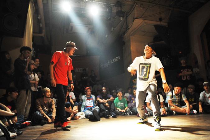 DANCE@LIVE 2010 HIPHOP 関東 vol.02