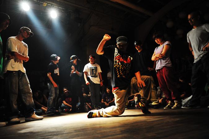 DANCE@LIVE 2010 HIPHOP 関東 vol.03 CHARISMAX