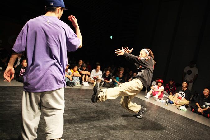 DANCE@LIVE 2010 HIPHOP 関西 vol.02