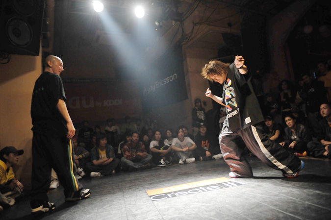 DANCE@LIVE 2010 HIPHOP 関東  vol.04