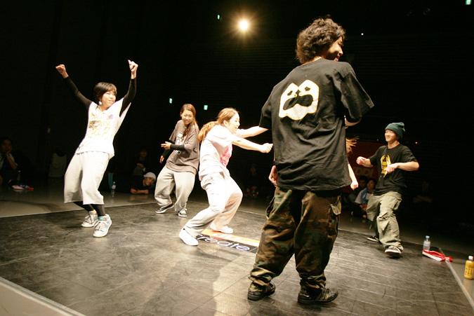 DANCE@RIZE 2010 関西 vol.02
