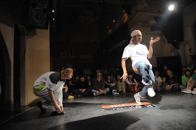 DANCE@LIVE 2010 FREESTYLE 関東 vol.05