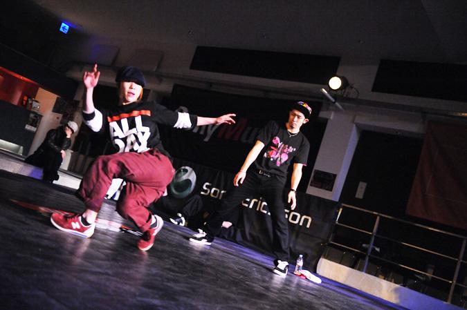 DANCE@LIVE 2010 BREAK 関西 vol.03