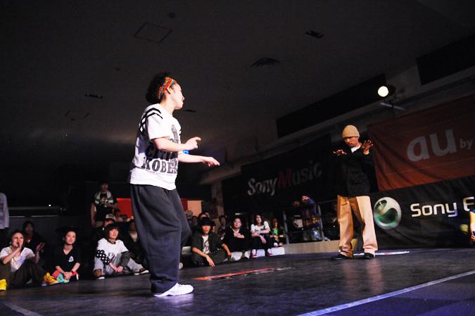 DANCE@LIVE 2010 FREESTYLE 関西 vol.03