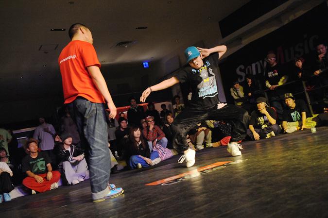 DANCE@LIVE 2010 HIPHOP 関西 vol.03