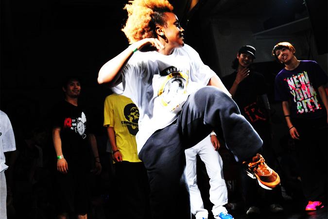DANCE@LIVE SESON6 HIPHOP KANTO