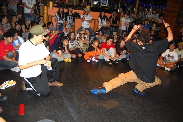 DANCE@LIVE 2011 FREESTYLE 九州 vol.01