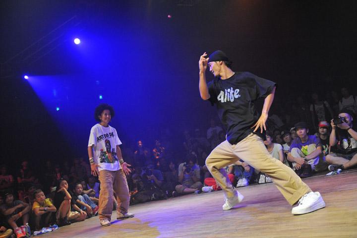 DANCE@LIVE 2011 HIPHOP 関東 vol.03 CHARISMAX