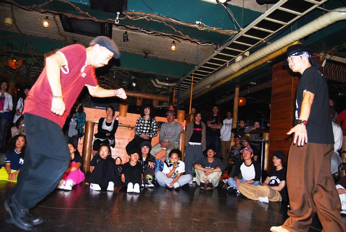 DANCE@LIVE 2010 FREESTYLE 九州 vol.02