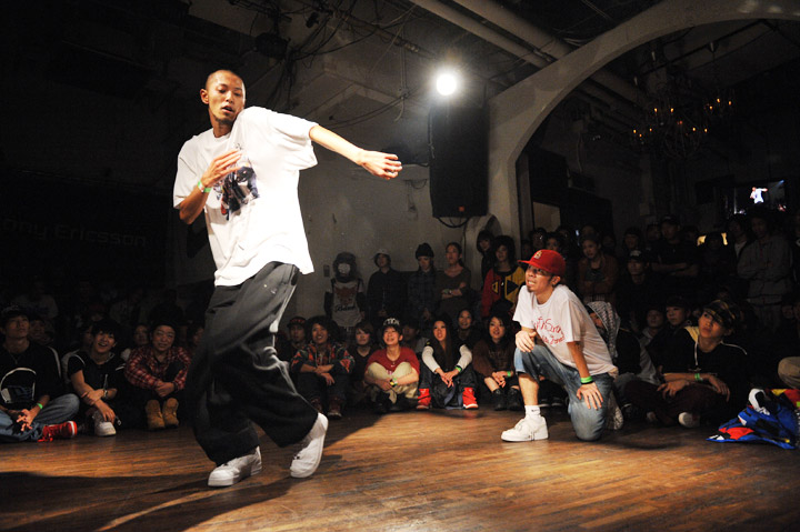DANCE@LIVE 2011 HIPHOP 関東 vol.04