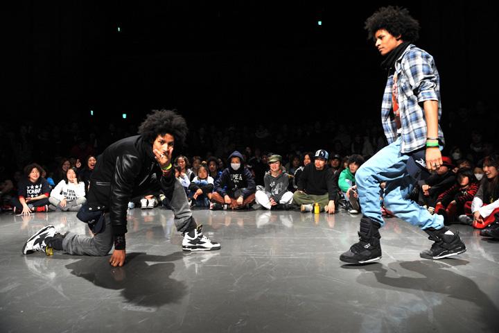 DANCE@LIVE 2011 HIPHOP 関西 vol.01
