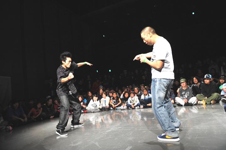 DANCE@LIVE 2011 FREESTYLE 関西 vol.01