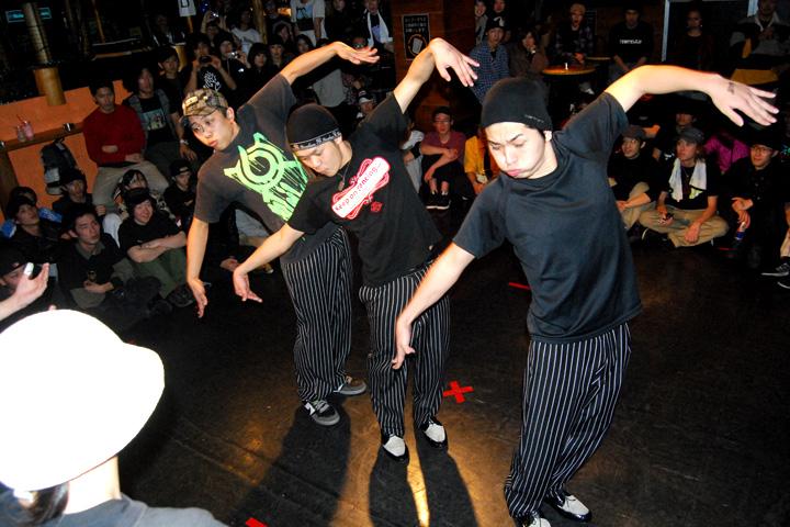 DANCE@RIZE 2011 九州 vol.01