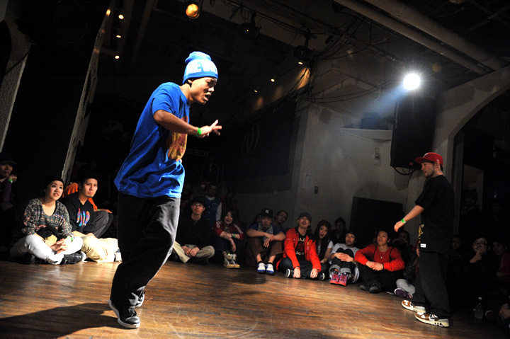 DANCE@LIVE 2011 FREESTYLE 関東 vol.05
