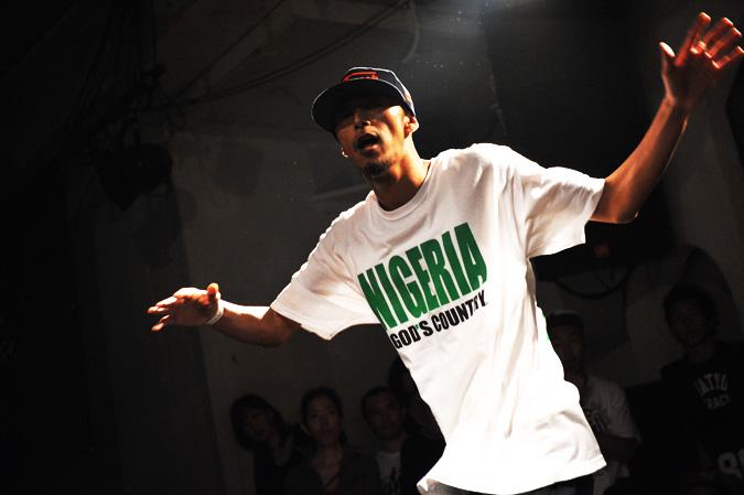 DANCE@LIVE 2012 HIPHOP 関東 vol.01