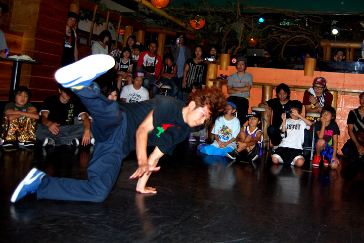 DANCE@LIVE 2011 BREAK 九州 vol.01