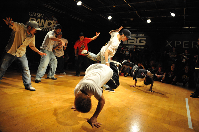 MASTERPIECE 2011 CREW BATTLE