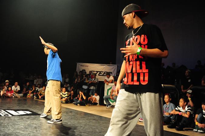 DANCE@LIVE 2012 FREESTYLE 関東 CHARISMAX