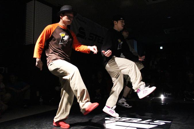 DANCE@RIZE 2012 北海道