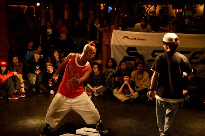DANCE@LIVE 2012 HIPHOP 九州