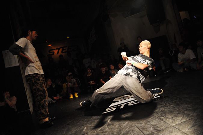 DANCE@LIVE 2012 FREESTYLE 関東 vol.04