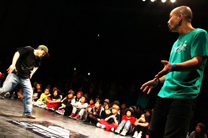 DANCE@LIVE HOUSE KANSAI CHARISMAX