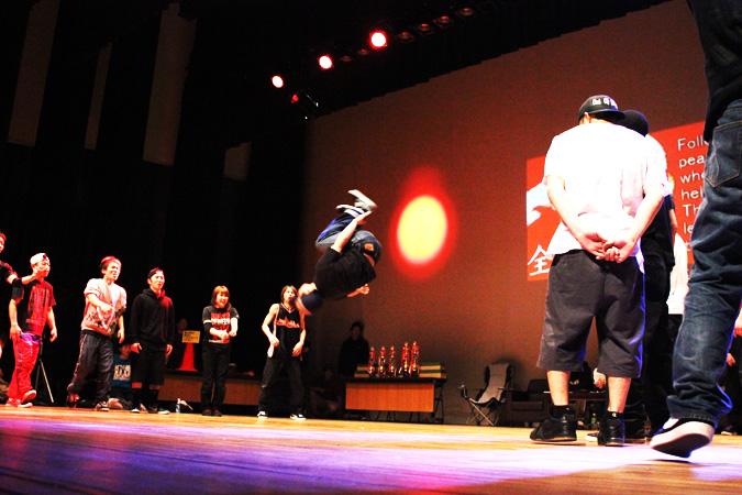 第10回 全国人民舞麗筋大会