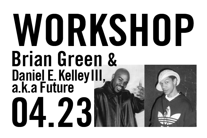 Brian Green special Work shop