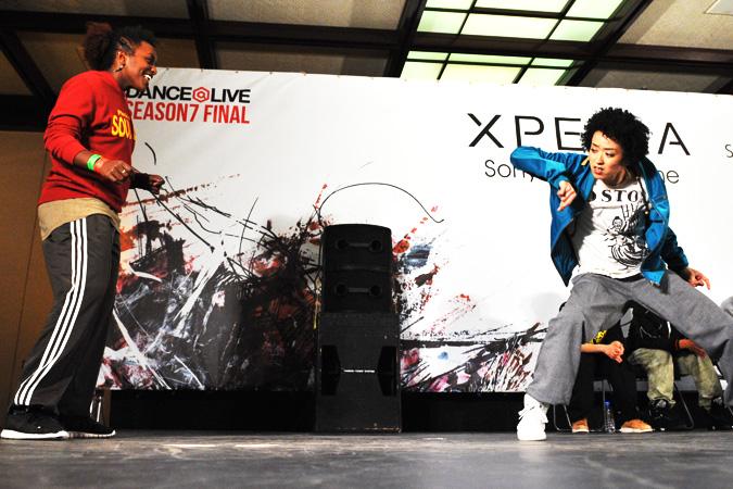 DANCE@LIVE 2012 FINAL 前日予選