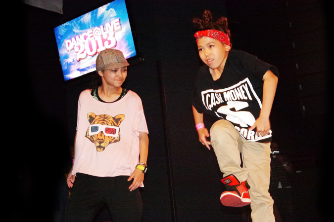DANCE@KIDS 2013 TOHOKU vol.01