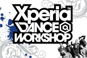 Xperia(TM) DANCE@WORKSHOP 開催