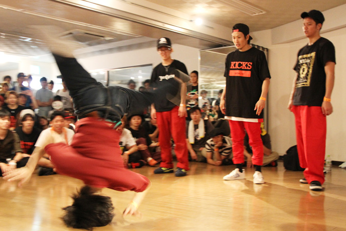DANCE@RIZE 2013 中部 vol.01