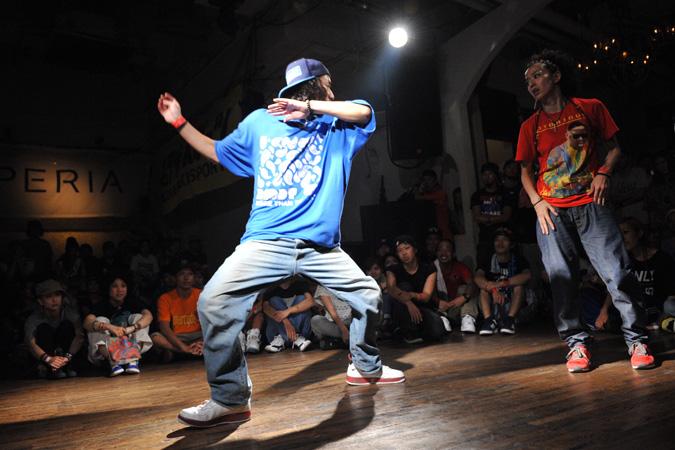 DANCE@LIVE 2013 HIPHOP 関東 vol.02