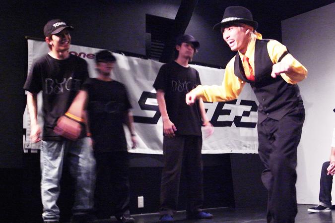 DANCE@RIZE 2013 北海道 vol.01