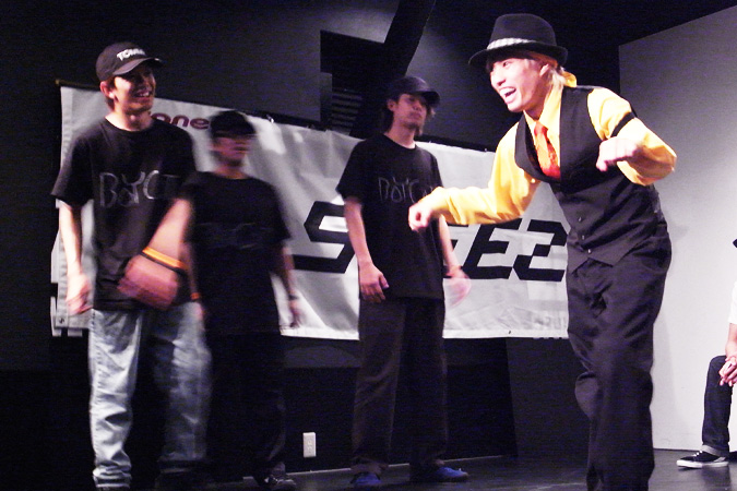 DANCE@RIZE 2013 Hokkaido vol.01