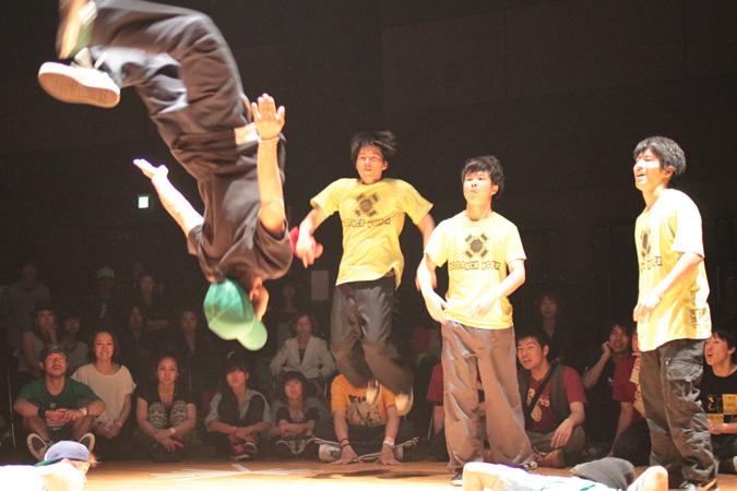 DANCE@RIZE 2013 北陸 vol.01