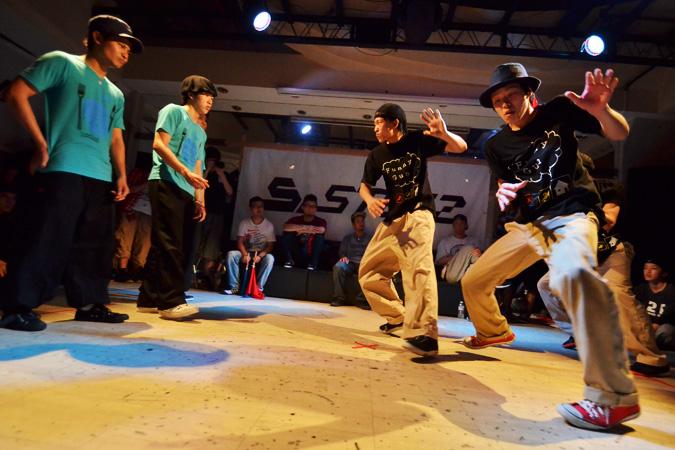 DANCE@RIZE 2013 Kyushu vol.01