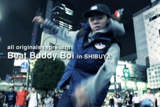 all originals represent Beat Buddy Boi in SHIBUYA