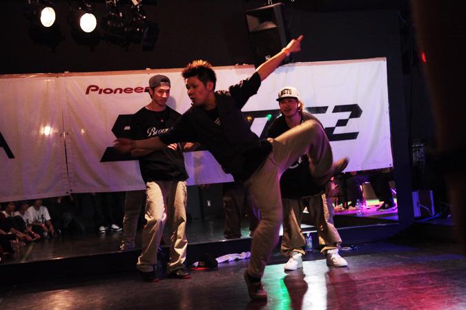 DANCE@RIZE 2013 関西 vol.02