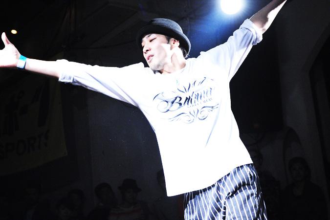 DANCE@LIVE 2013 FREESTYLE 関東 vol.04